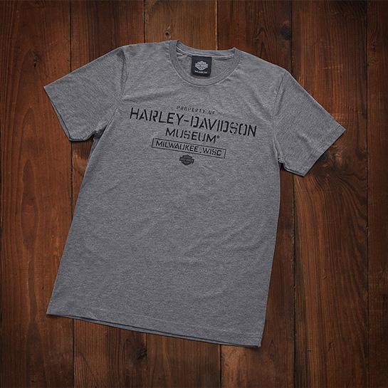 Harley-Davidson® Museum Men's Property of Museum Tee