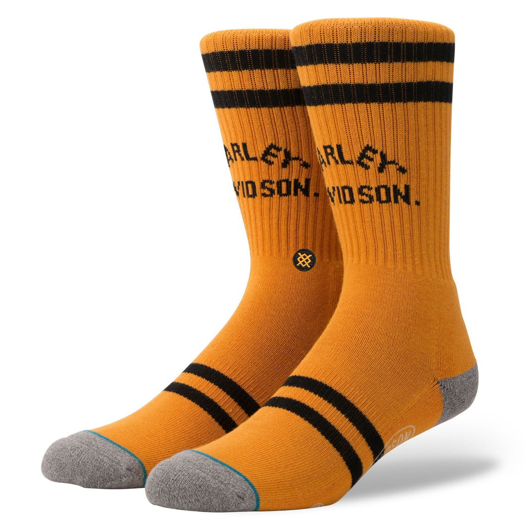 Harley-Davidson® Stance Mens Road Boss Riding Socks Accessories