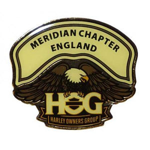 H.o.g.® Meridian Chapter Pin Accessories