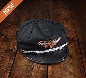 Harley-Davidson® Museum Mens Cycle Cap Caps