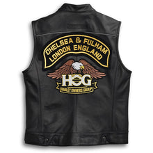 H.O.G.® Chelsea & Fulham Chapter Eagle Patch