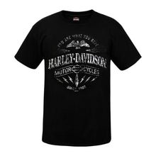 Warrs H-D® Mens Ride Spark And London Timeless Legends Tee T-Shirts
