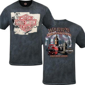 Warr's H-D® Men's Pull Through and London Destination Tee