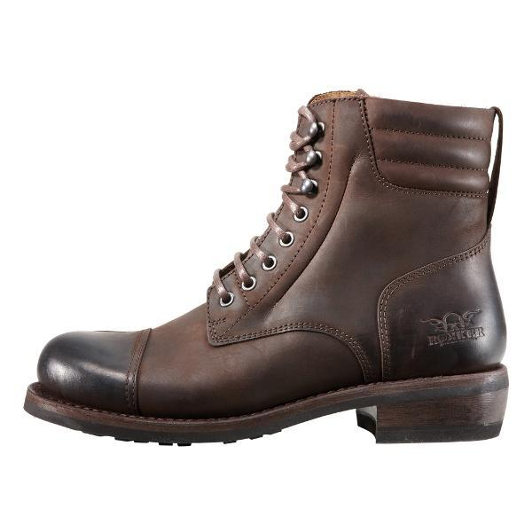 Rokker Urban Racer Boot Dark Brown Boots