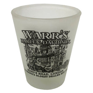 Warr's Harley-Davidson® London Shot Glass