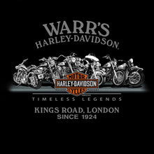 Warr's H-D® Men's Timeless Legends London Back T-Shirt