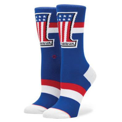 Harley-Davidson® Stance Womens Washed Freedom Crew Height Socks Accessories