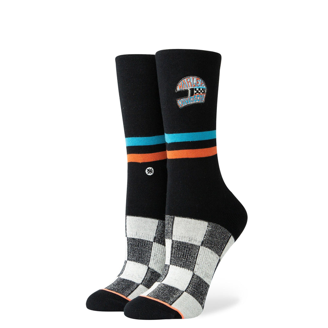Harley-Davidson® Stance Womens Helmet Riding Socks Accessories
