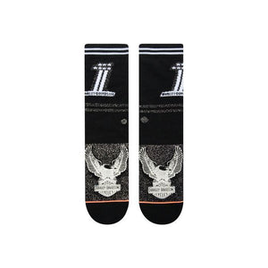 Harley-Davidson® Stance Womens Number One Harley Riding Socks Accessories