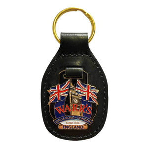 Warrs H-D® Kings Road Union Jack Key Fob Accessories
