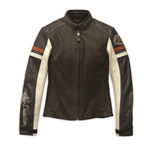 Harley-Davidson® Womens Delmita Leather Jacket - 98044-19Ew Riding Jackets