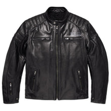 Harley-Davidson® Mens #1 Skull Leather Jacket - 98128-17Em Riding Jackets