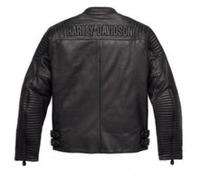 Harley-Davidson® Mens Urban Leather Jacket - 98126-17Em Riding Jackets