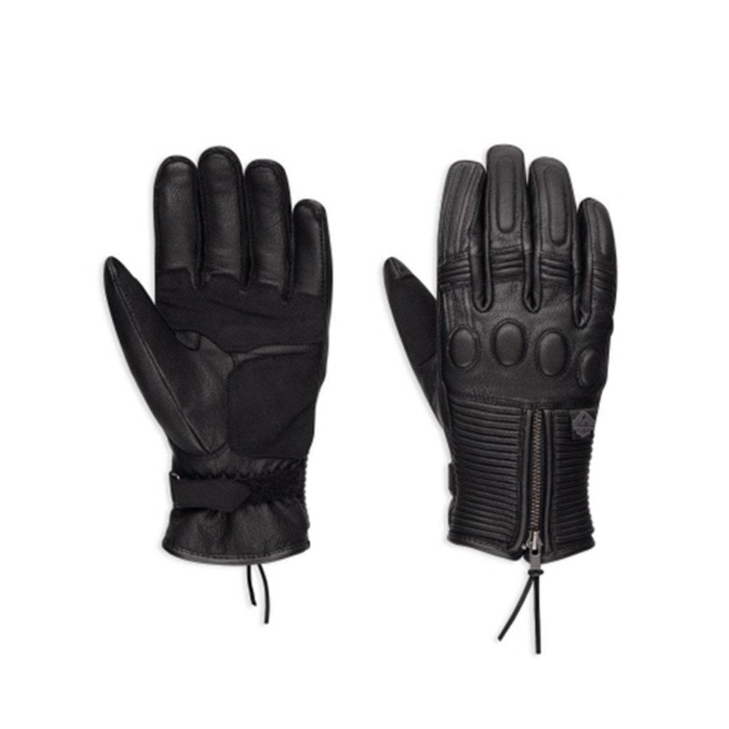 Harley-Davidson® Womens Relay Leather Gloves - 98371-17Ew