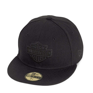 Harley-Davidson® Mens Tonal Bar & Shield Logo 59Fifty Cap - 99514-12Vm Accessories