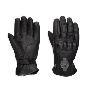 Harley-Davidson® Mens Urban Leather Gloves - 98359-17Em