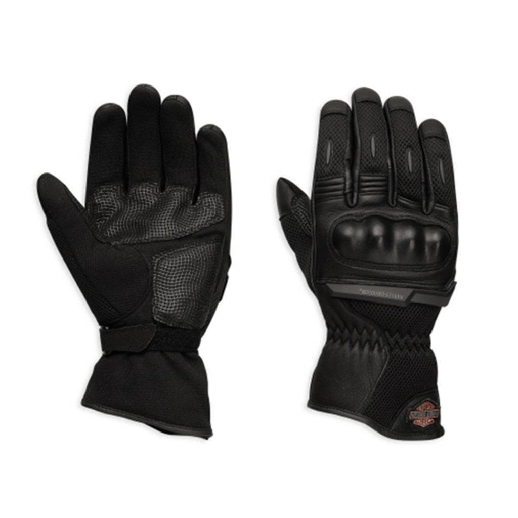 Harley-Davidson® Mens Bar & Shield Logo Mesh Gloves - 98363-17Em