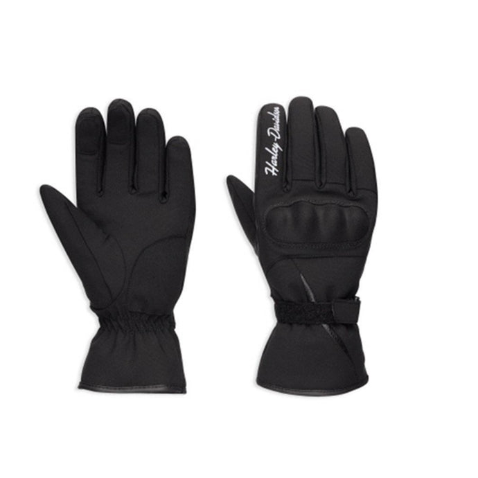 Harley-Davidson® Womens Legend Soft Shell Gloves - 98373-17Ew
