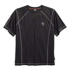 Harley-Davidson® Mens Performance Tee With Coldblack® Technology - 99004-17Vm T-Shirts