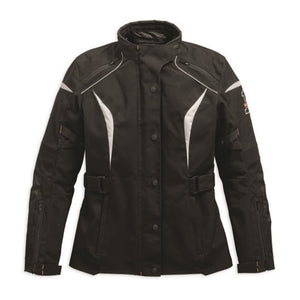 Harley-Davidson® Womens Ladysmith Textile Riding Jacket - 98288-19Ew Jackets