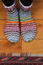 Hoxton Stripe Socks - Bluebells of Bath