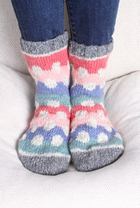 Patagonia Sofa Socks - Bluebells of Bath