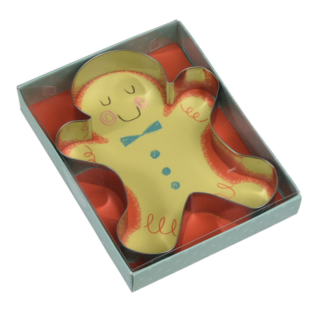 Gingerbread Man Cookie Cutter - Bluebells of Bath