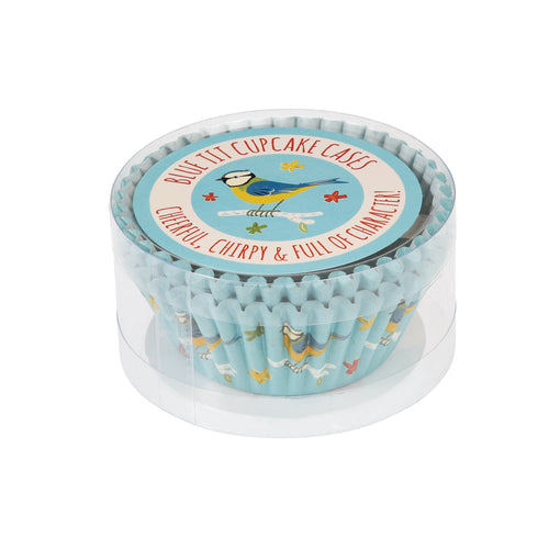 Bluetit Cupcake Cases - Bluebells of Bath