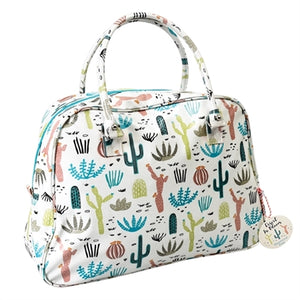 Desert in Bloom Weekend Bag - Bluebells of Bath