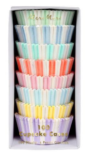 Pastel Cupcake Cases - Bluebells of Bath