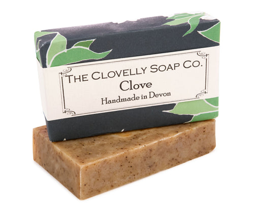Clove Soap - Bluebells of Bath