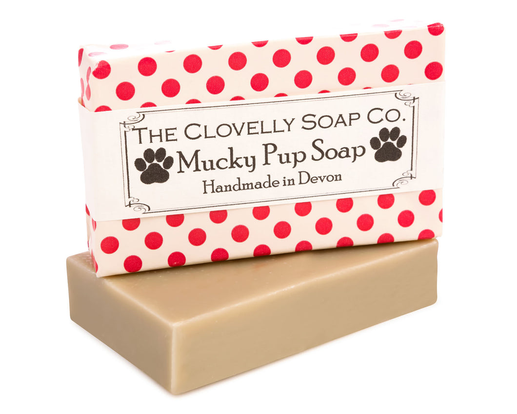 Mucky Pup Soap - Bluebells of Bath