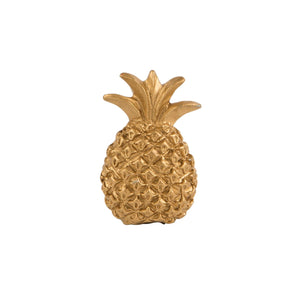 Gold Pineapple Drawer Knob - Bluebells of Bath