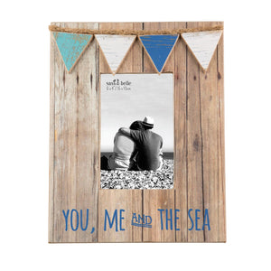 You, Me & the Sea Photo Frame - Bluebells of Bath