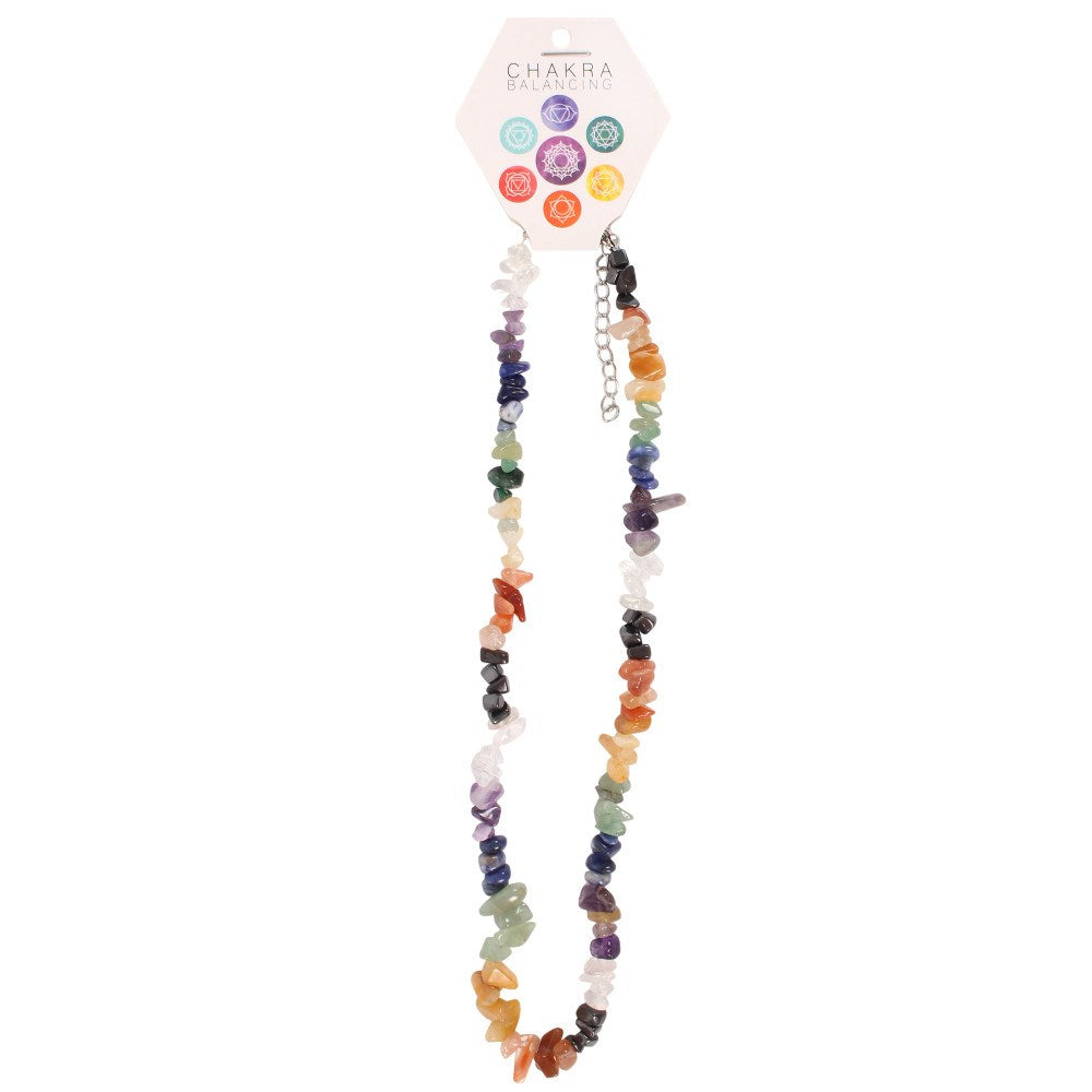 Chakra Necklace - Bluebells of Bath