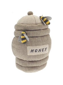 Honey Pot Doorstop - Bluebells of Bath
