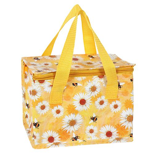 Daisy and Bumblebee Lunch Bag - Bluebells of Bath