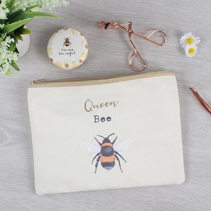 Queen Bee Pouch - Bluebells of Bath
