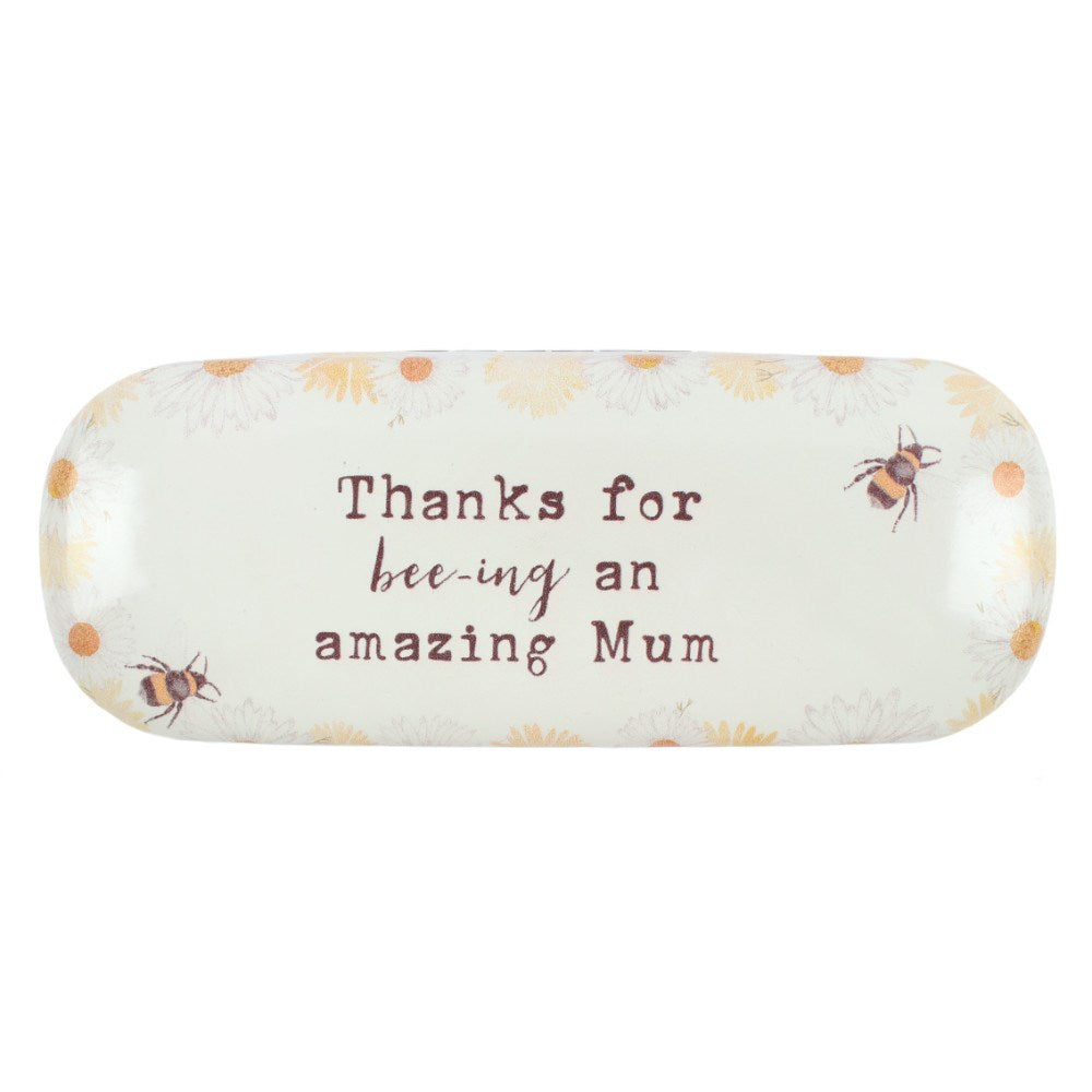 Amazing Mum Glasses Case - Bluebells of Bath
