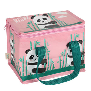 Penelope Panda Lunch Bag - Bluebells of Bath