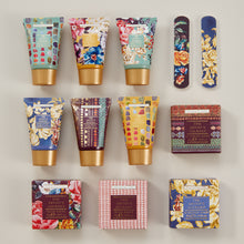 The Artist's Journey Twelve Beauty Treats advent calendar 12 days of Christmas
