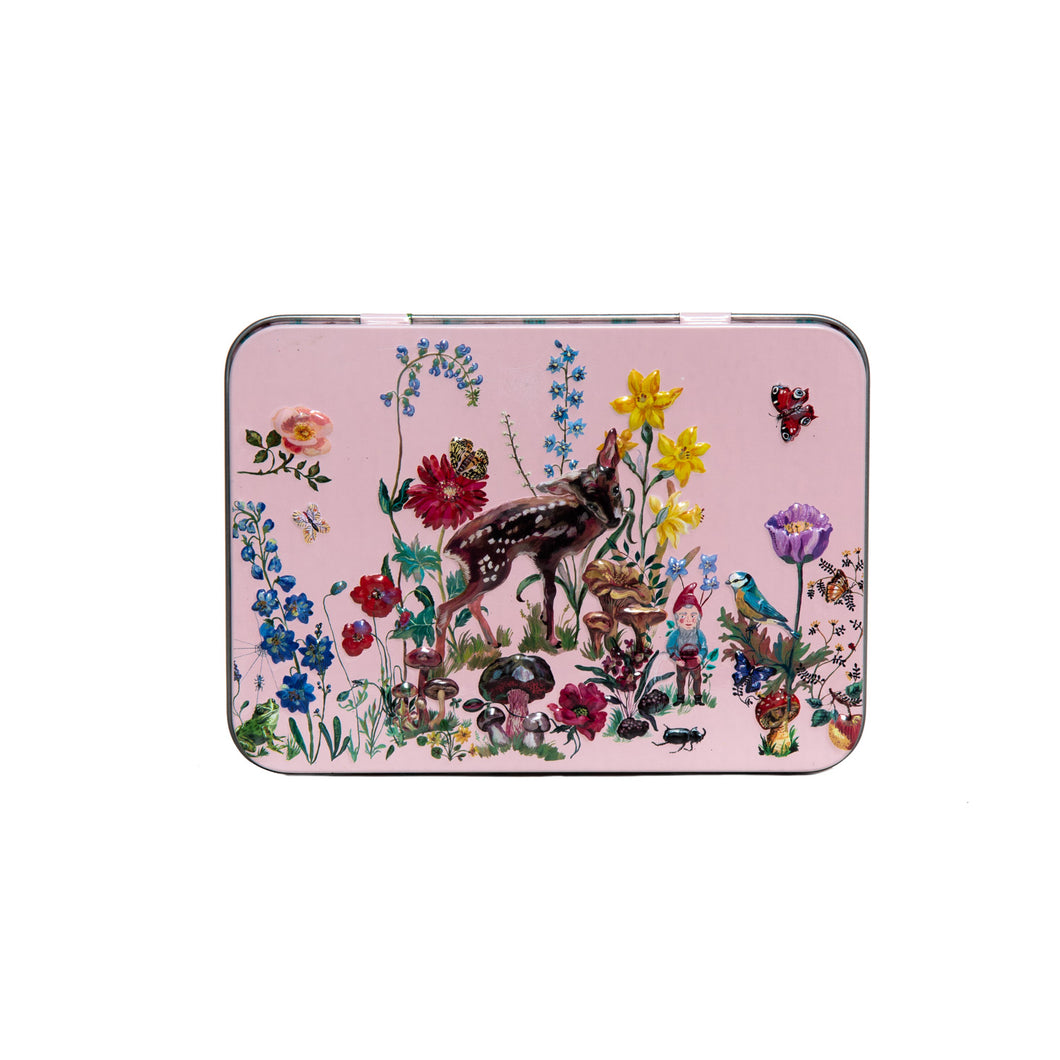 Forest Folk Hand & Lip Tin bluebells of bath
