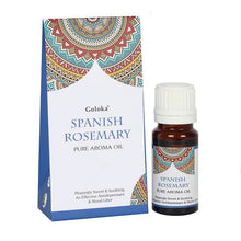 Spanish Rosemary Aroma Oil - Bluebells of Bath