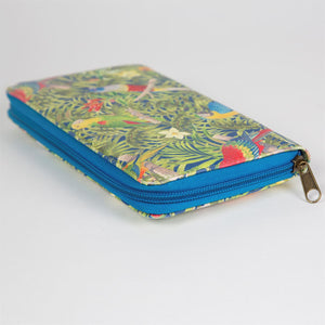 Parrot Paradise Purse - Bluebells of Bath