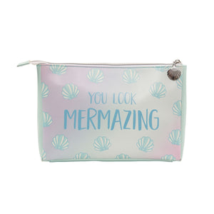 Mermazing Wash Bag - Bluebells of Bath