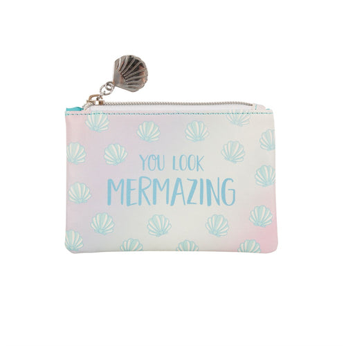 Mermazing Coin Purse - Bluebells of Bath