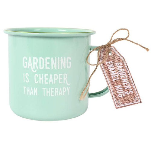 Gardening Therapy Mug - Bluebells of Bath