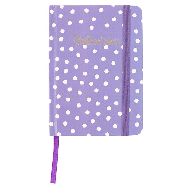 Brilliant Ideas Pocket Notebook - Bluebells of Bath