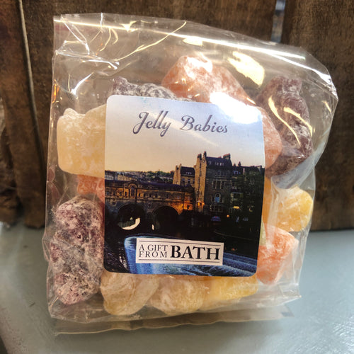 Jelly Babies Sweets bluebells of bath