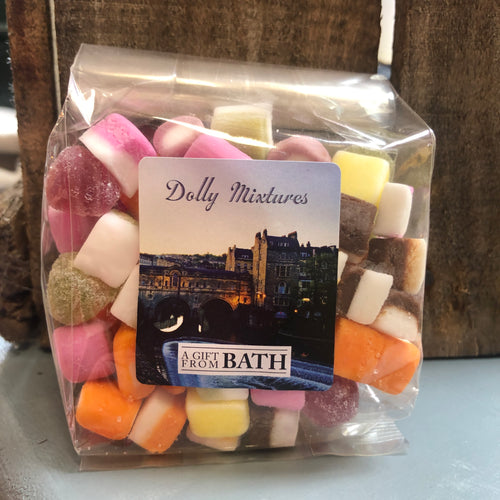 Dolly Mixtures bluebells of bath